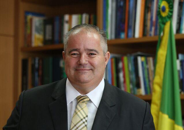 Henrique Pires, secretario de Cultura de Brasil