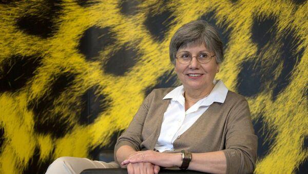 Valeria Sarmiento, cineasta chilena - Sputnik Mundo