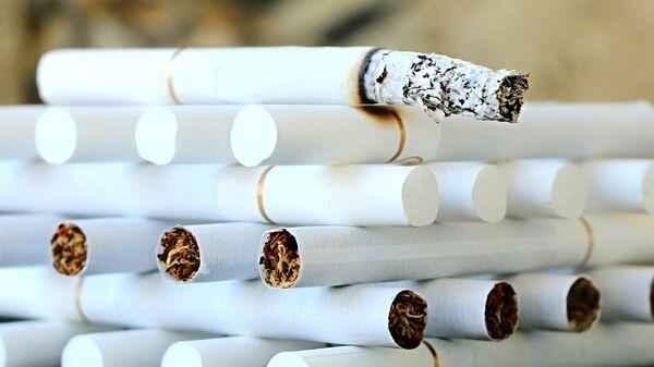 Cigarrillos  - Sputnik Mundo