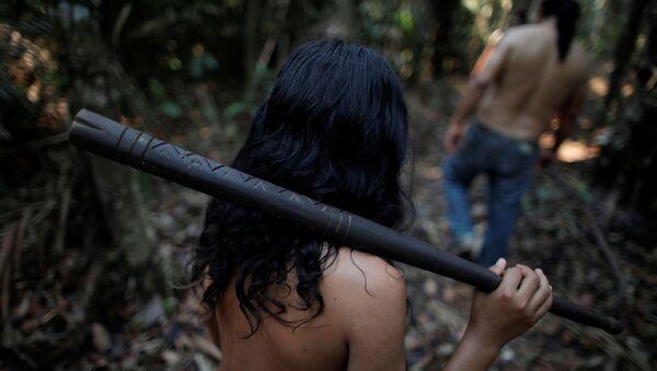 Los indígenas de Amazonía - Sputnik Mundo