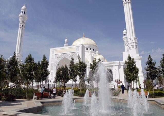 La mezquita más grande de Europa
