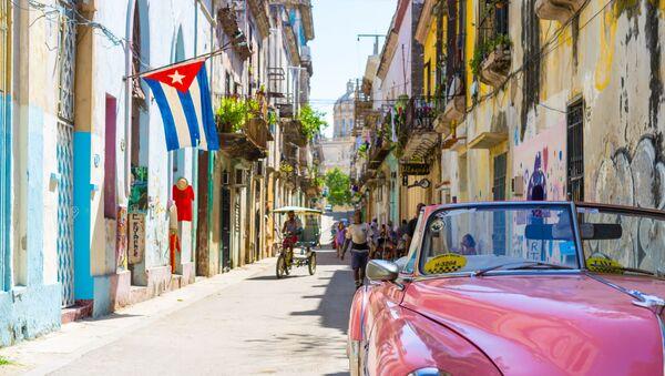 Las calles de La Habana, Cuba - Sputnik Mundo
