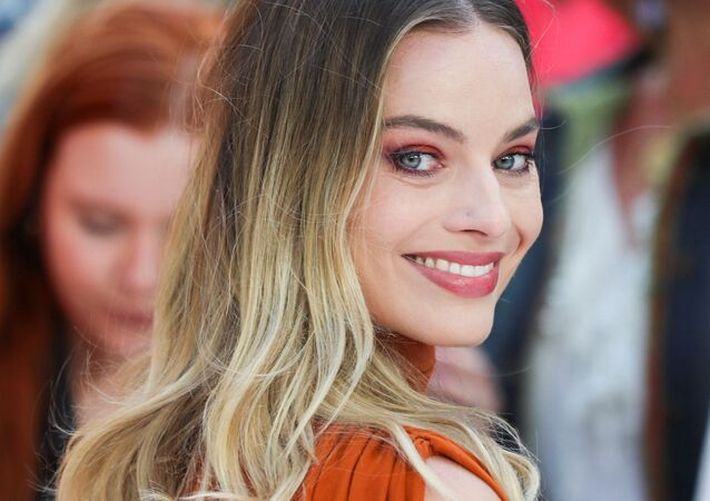 Margot Robbie, actriz australiana
