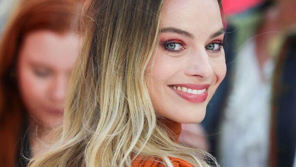 Margot Robbie, actriz australiana - Sputnik Mundo