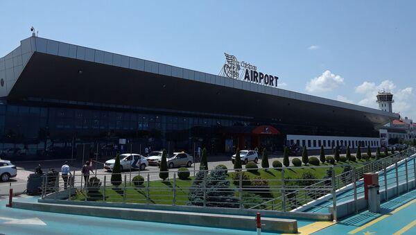 El Aeropuerto Internacional de Chisináu - Sputnik Mundo