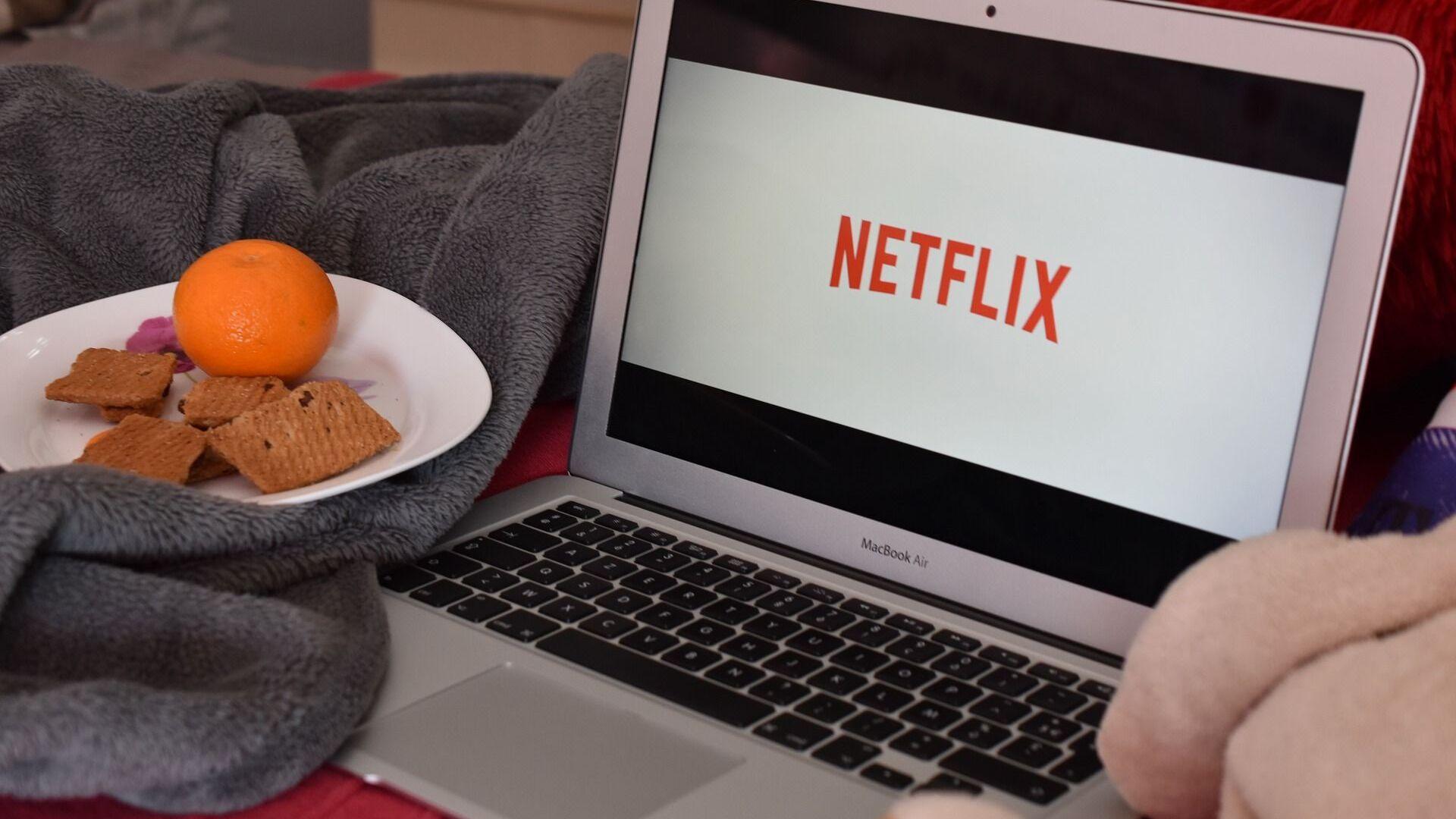 Logo de Netflix - Sputnik Mundo, 1920, 16.05.2021