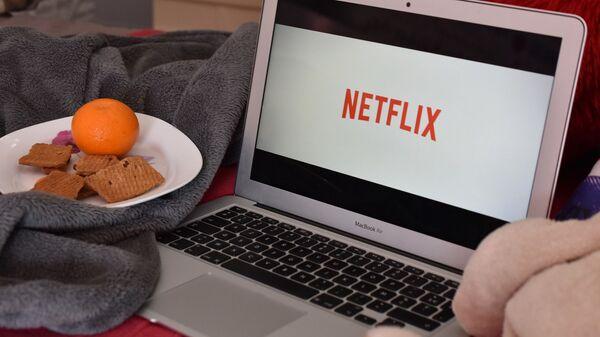 Logo de Netflix - Sputnik Mundo