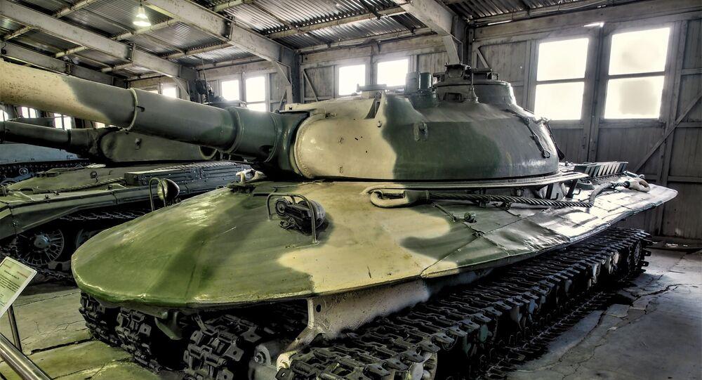 El tanque 'objeto 279'