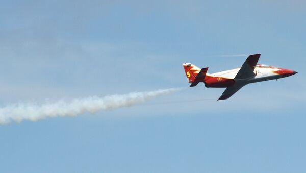 Un avión C-101 español (imagen referencial) - Sputnik Mundo