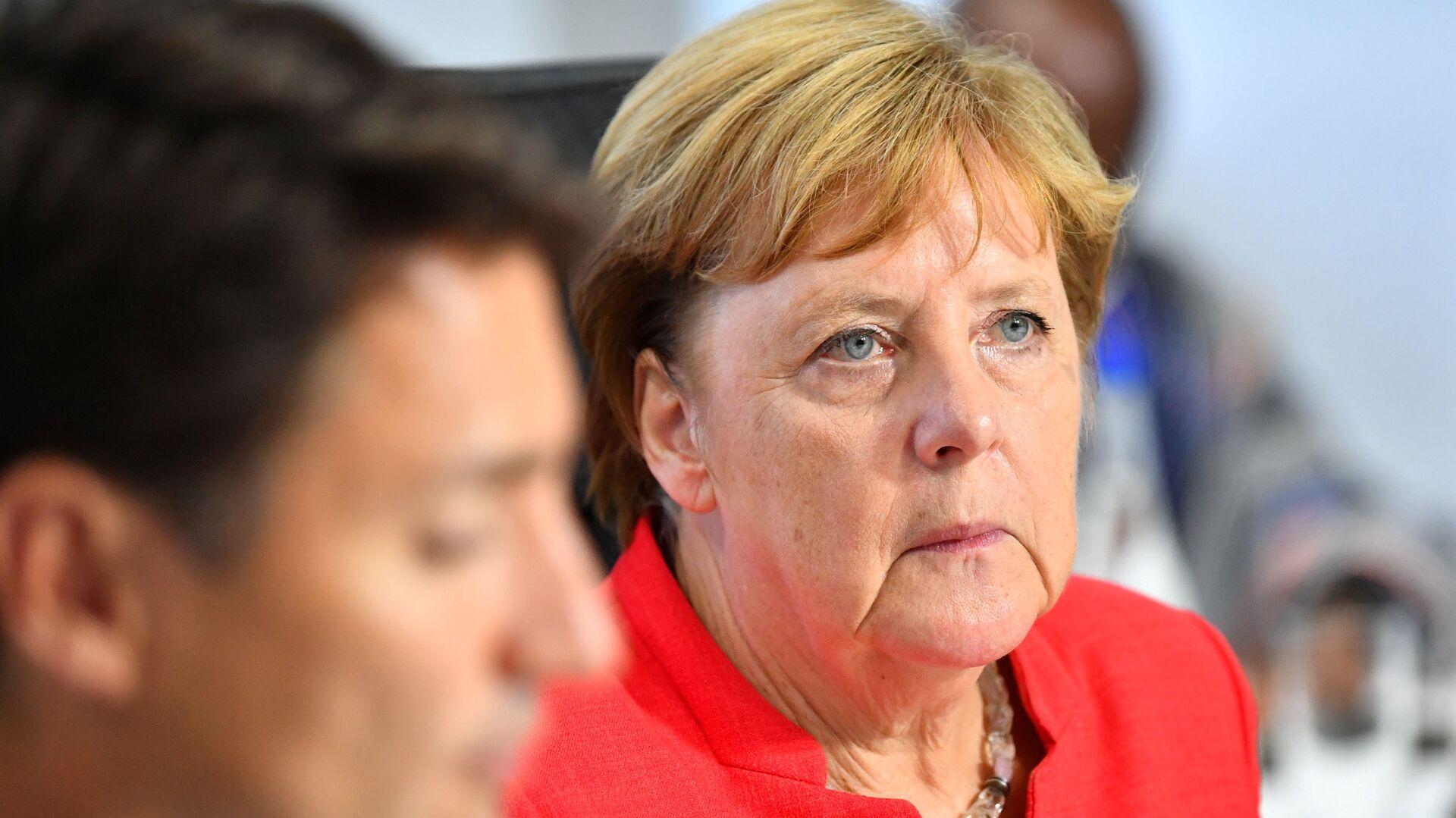 Angela Merkel, la canciller de Alemania - Sputnik Mundo, 1920, 31.05.2021