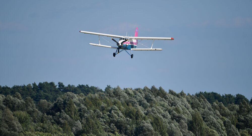 Un avión ligero Antonov An-2 (Archivo)
