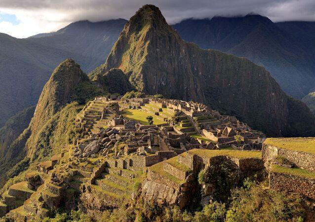 Machu Pichu, Imperio Inca, Perú