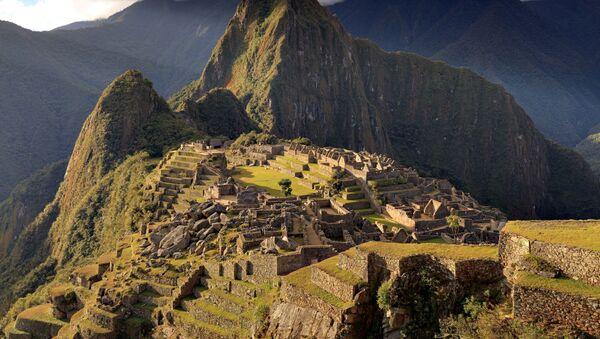 Machu Pichu, Imperio Inca, Perú - Sputnik Mundo