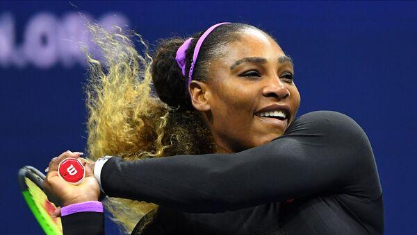 La tenista estadounidense Serena Williams - Sputnik Mundo