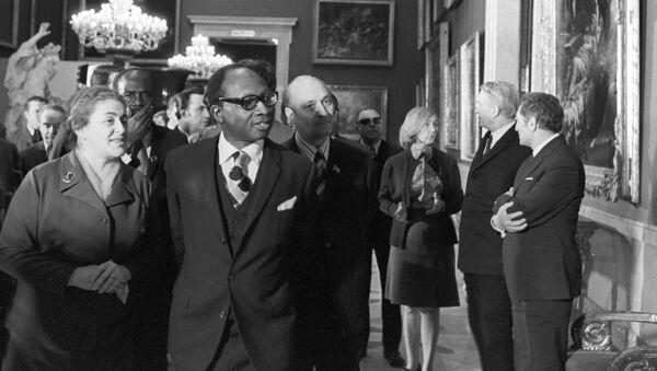Dawda Kairaba Jawara, primer presidente de Gambia - Sputnik Mundo