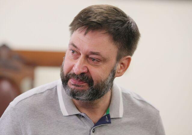 La liberación de Kiril Vishinski