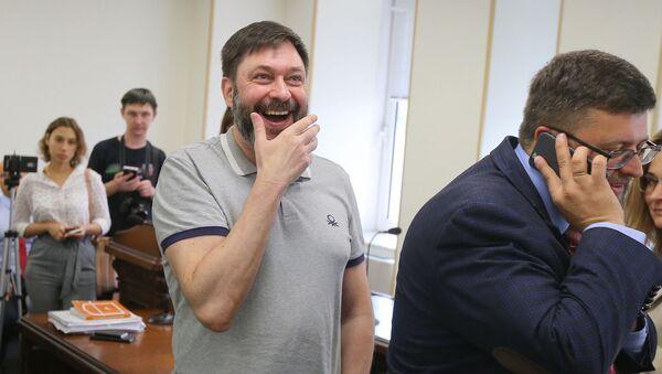 La liberación de Kiril Vishinski - Sputnik Mundo