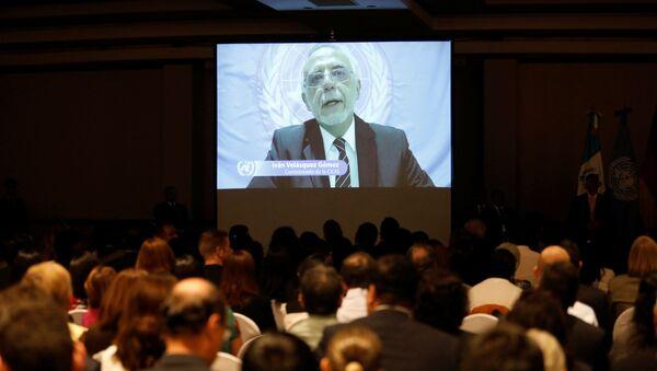 Iván Velásquez, comisionado de la CICIG - Sputnik Mundo