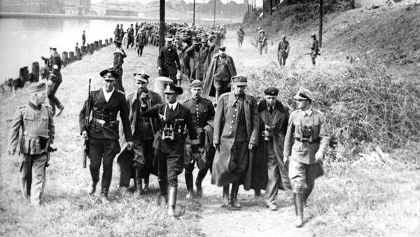 IIGM, invasión de Polonia, puerto de Gdansk, 1939 - Sputnik Mundo