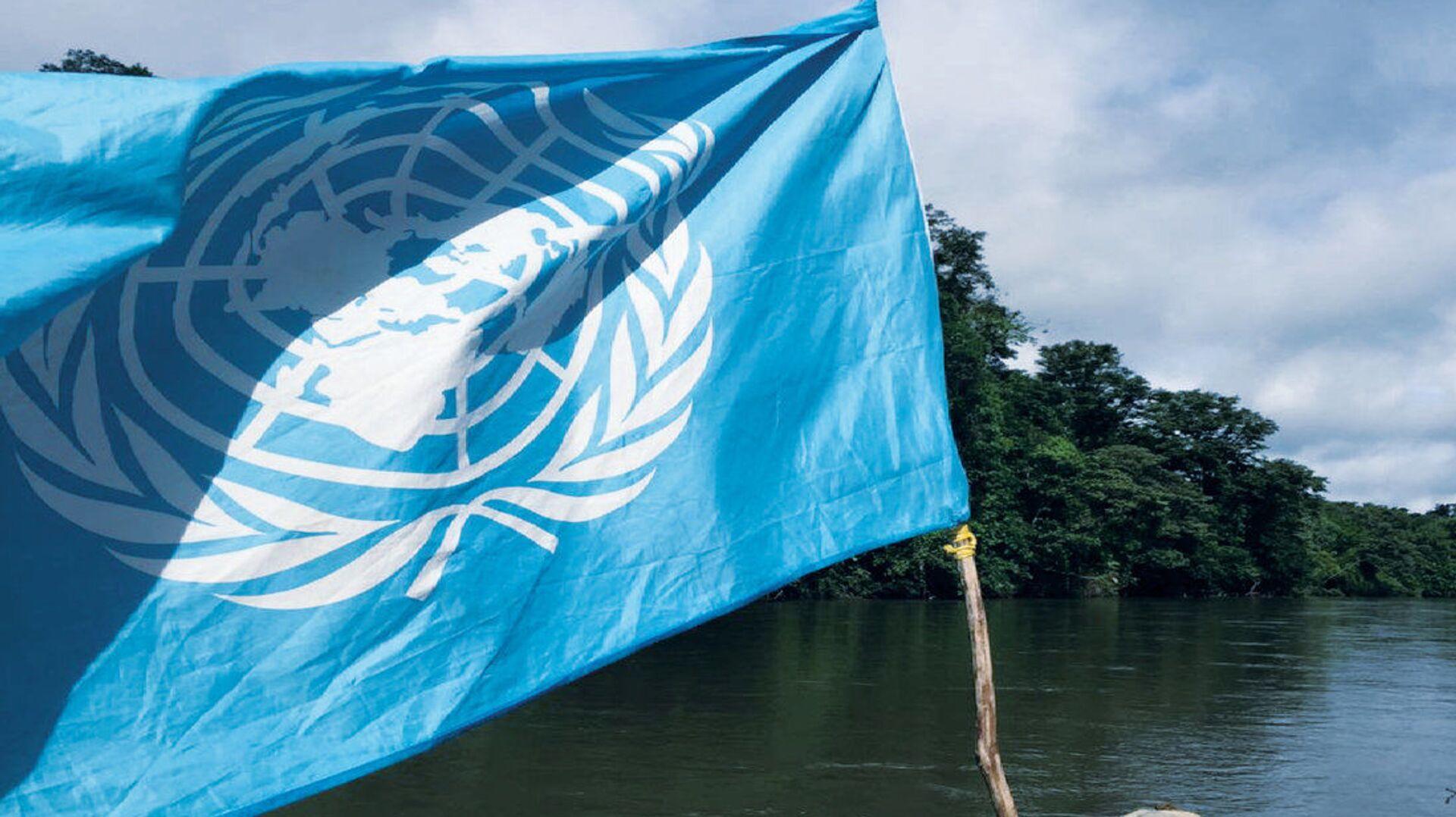 La Misión de ONU en Colombia - Sputnik Mundo, 1920, 15.09.2021