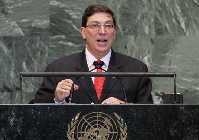 Bruno Rodríguez Parrilla