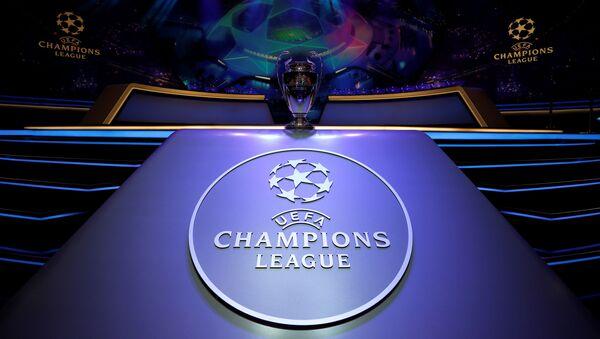 El sorteo de la Champions - Sputnik Mundo