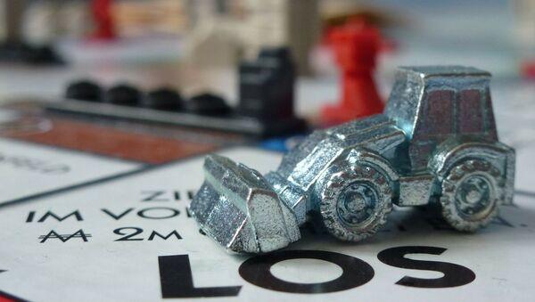 Una ficha de Monopoly - Sputnik Mundo