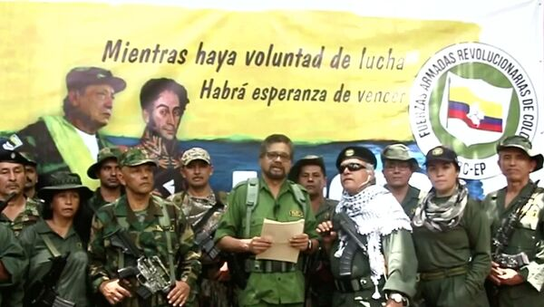 El excomandante de las FARC, Iván Márquez, anuncia que retoma la lucha armada  - Sputnik Mundo