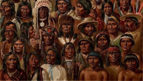 Pueblos nativos de América - Sputnik Mundo