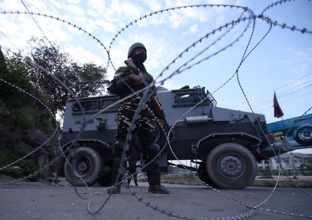 La situación en Cachemira
