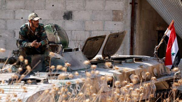 Situación en Idlib - Sputnik Mundo