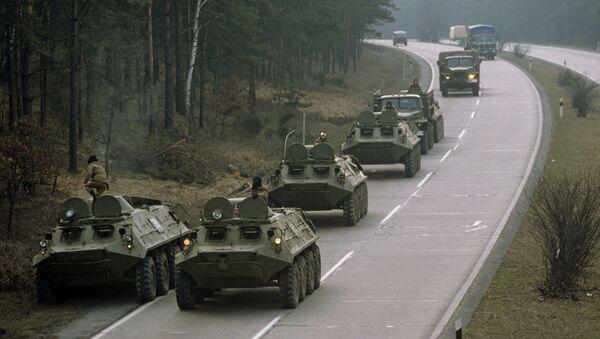 Cómo fue la retirada de las tropas soviéticas de Alemania - Sputnik Mundo