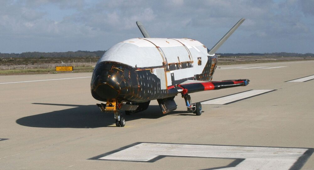 La aeronave espacial X-37B (imagen referencial)