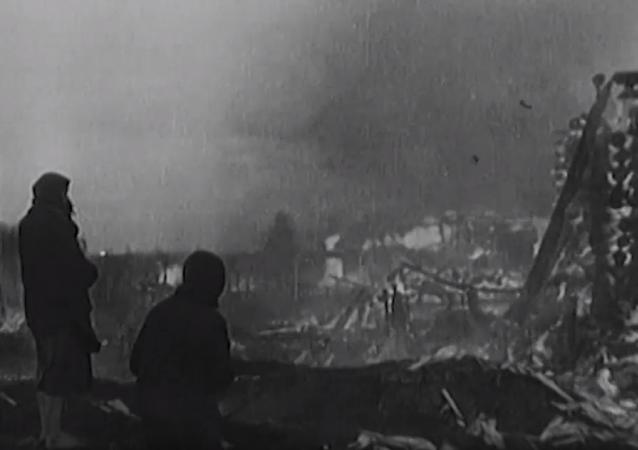 Todos los detalles de la Segunda Guerra Mundial en este vídeo