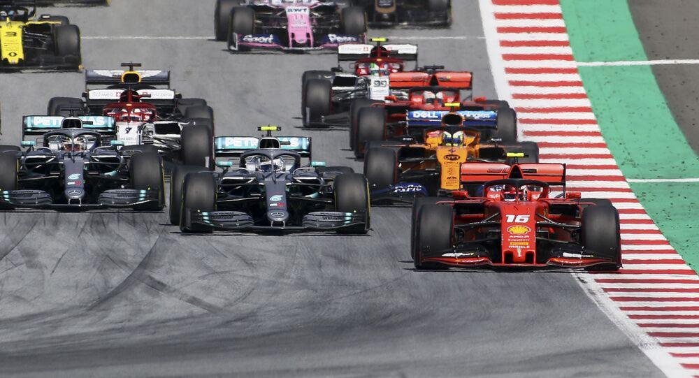 Carrera de Fórmula 1 del Gran Premio de Austria el 30 de junio de 2019