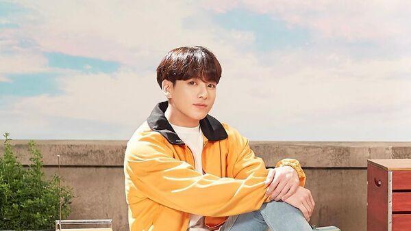 Jungkook, vocalista principal de la banda BTS - Sputnik Mundo
