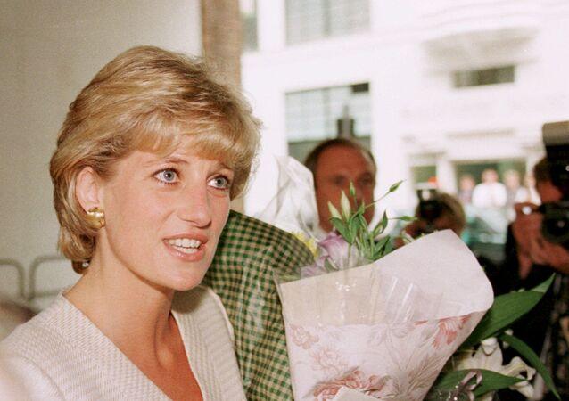 Lady Diana, la princesa de Gales