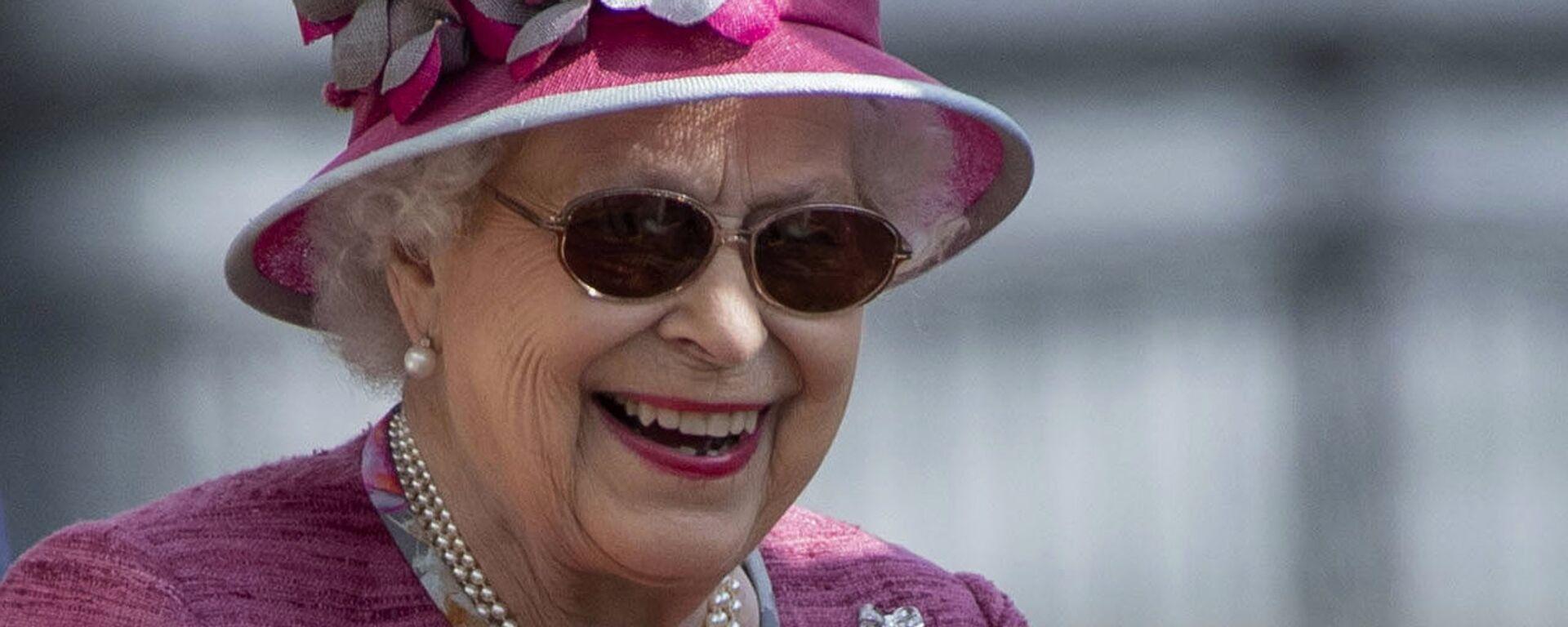 La reina Isabel II del Reino Unido - Sputnik Mundo, 1920, 02.09.2019