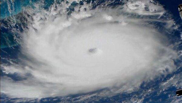 El huracán Dorian - Sputnik Mundo
