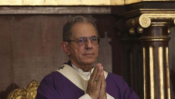 El Arzobispo de La Habana, monseñor Juan de la Caridad García Rodríguez - Sputnik Mundo