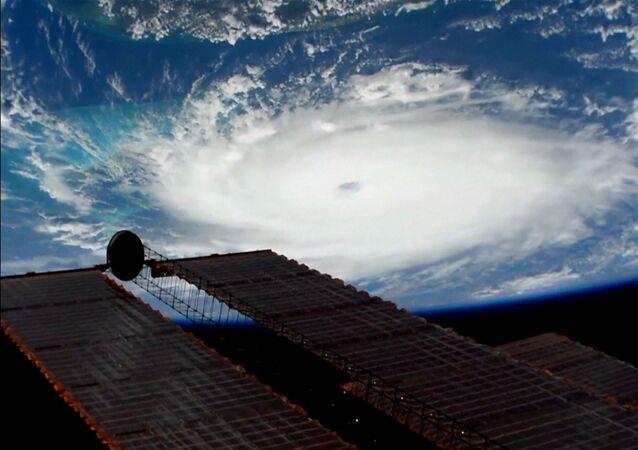 El huracán Dorian