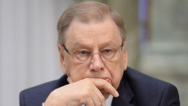 El embajador ruso en Egipto, Serguéi Kirpichenko - Sputnik Mundo