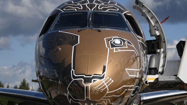 Avión 195-E2 Profit Hunter de Embraer - Sputnik Mundo