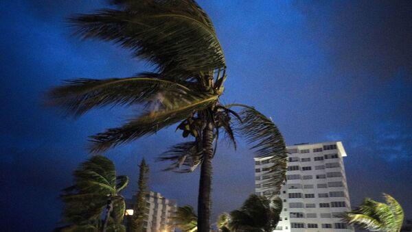 Huracán Dorian en Gran Bahama - Sputnik Mundo
