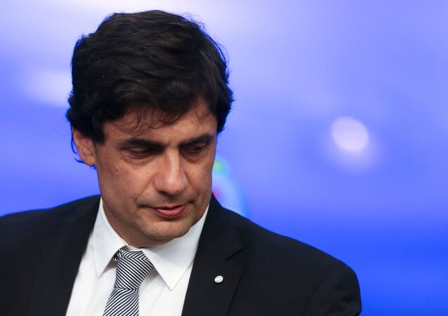 El ministro de Hacienda argentino, Hernán Lacunza