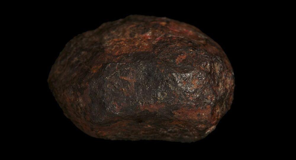 El meteorito de Wedderburn