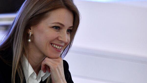 Natalia Poklónskaya, diputada de la Duma Estatal de Rusia - Sputnik Mundo