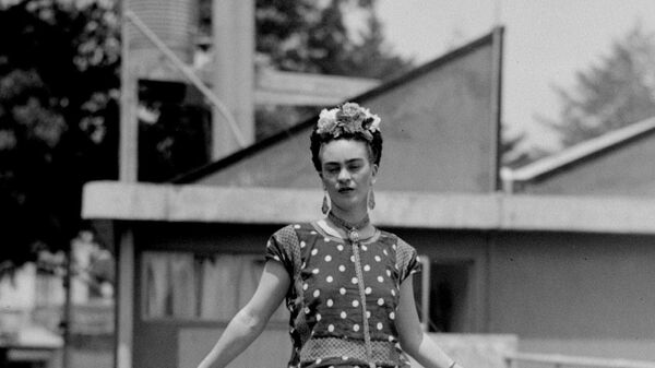 Frida Kahlo, pintora mexicana - Sputnik Mundo