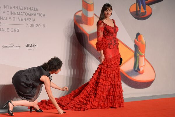 Vuelve el Festival de Cine de Venecia con más glamur y más modelos  - Sputnik Mundo