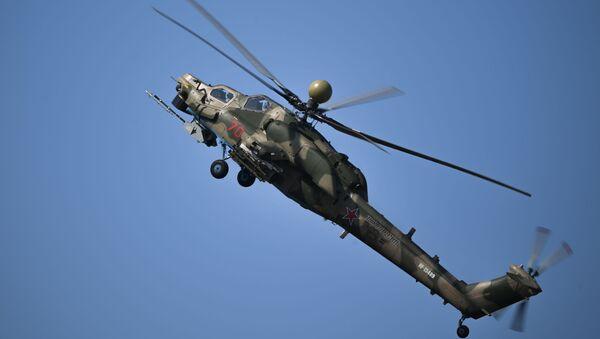 El helicóptero ruso, Mi-28NM - Sputnik Mundo